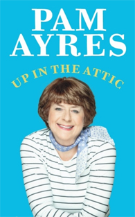 Pam Ayres Book - Up in the attic