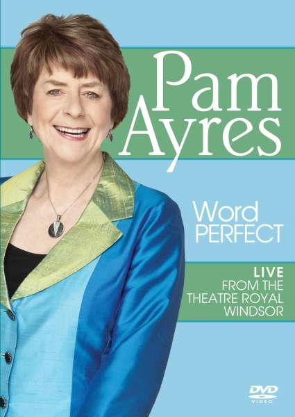 Pam Ayres: Word Perfect