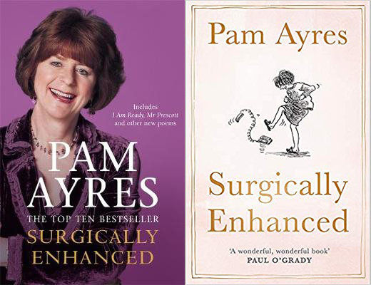 Pam Ayres - Surgically Enhanced